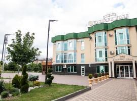 Nalchik Hall, отель в Нальчике