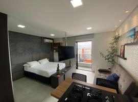 Edificio Time - Apto 1415, hotel with jacuzzis in Maceió