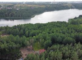 Dom w głębi lasu, villa in Suwałki