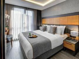 No12 Hotel Sultanahmet, hotel in Istanbul