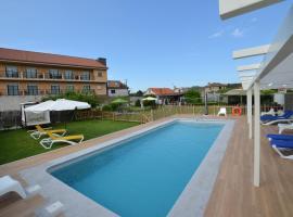 Hotel Cachada, hotel cerca de Playa de Silgar, Sanxenxo