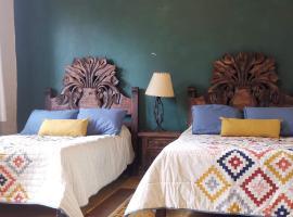 Hotel Sautto, hotel in San Miguel de Allende