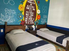 Chuchumbé Hotel Cultural & Café, hotel in Veracruz