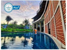 Atom Phuket Hotel -SHA Plus, hotel near Phuket International Airport - HKT,