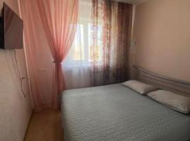 Apartments on Mira 22a, vacation rental in Kogalym