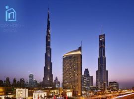 The Address Dubai Mall Residence-Burj Khalifa View 2, cheap hotel in Dubai