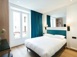 HOTEL AU COEUR DES ARTS ET METIERS, hotel in 3rd arr., Paris