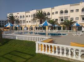 Hôtel résidence el fatimi, hotel in Mahdia
