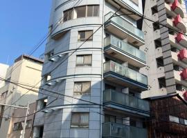 Good Stay Hostel難波Ⅱ, hotel in Osaka