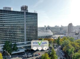 Premier Hotel Rus, hotel in Kiev