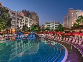Hotel Alba - All inclusive, hotel near Mania Beach Bar, Sunny Beach