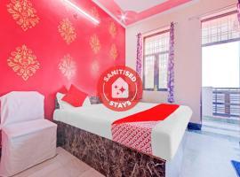 OYO 80443 Swasthik Residency, Hotel in Dehradun