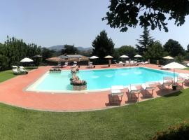 Santoro Country House, hotell i Castiglione di Sicilia