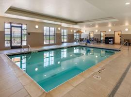 Comfort Suites Broomfield-Boulder/Interlocken, hotel near Coors Brewery, Broomfield