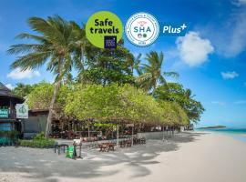 Chaweng Garden Beach Resort - SHA Plus, hotel in Chaweng