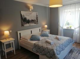 Olimpijska pokoje – hotel w pobliżu miejsca Ośrodek narciarski Czyrna-Solisko w Szczyrku