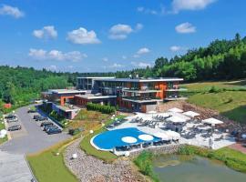 Odyssey ClubHotel Wellness&SPA – hotel w Kielcach