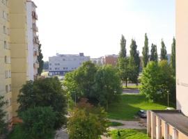 Noclegi na Przylesiu, Mieszkanie 2 pokojowe z loggią, apartment in Koszalin