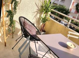 L'IODE MARINE, apartment in La Ciotat
