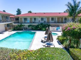 California Suites Hotel, hotel in San Diego