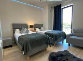 Aparthotel Riva – hotel w mieście Zawiercie