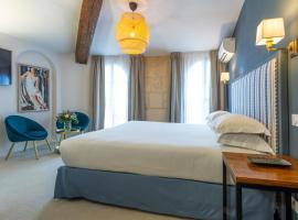 Hôtel Le Relais de Poste Arles Centre Historique, hotel in Arles
