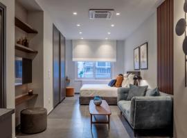Jasmine Luxury Apartment, appartement à Athènes
