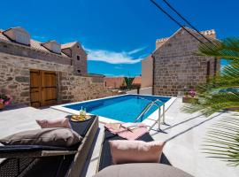 Villa Luigi with a pool, villa in Cavtat
