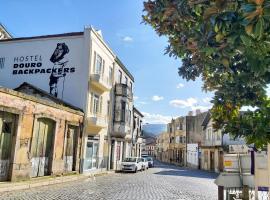 Hostel Douro Backpackers, hostel in Pinhão