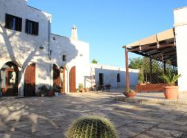 Masseria Valente, country house in Ostuni
