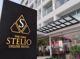The Ciao Stelio Deluxe Hotel (Adults Only), отель в Ларнаке