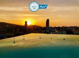 My Style Resort Hotel -SHA Plus, hotel in Patong Beach