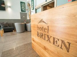 Hotel Brixen Praha, hotel in zona Centro Congressi di Praga, Praga