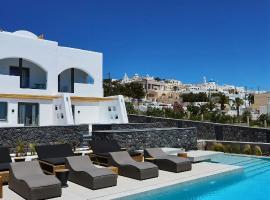 Alleys Boutique & Spa Hotel, hotel v destinaci Pyrgos