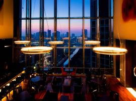The Royal Park Hotel Iconic Tokyo Shiodome, hotel Tokióban