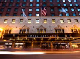 The Allegro Royal Sonesta Hotel Chicago, hotel in Chicago