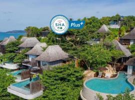 Silavadee Pool Spa Resort - SHA Plus, hotel i Lamai