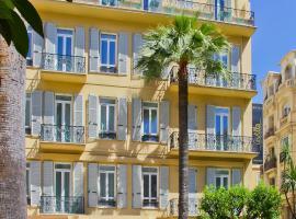 Hotel La Villa Nice Promenade, hotel din Nisa