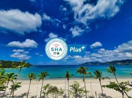Sea Pearl Beach Resort - SHA Plus, hotel in Patong Beach