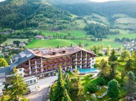 Der Kirchheimerhof - Superior, отель в городе Бад-Клайнкирххайм