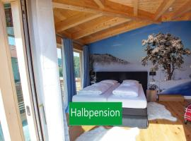 Alpenliebe Design Hotel mit Einzigartige Restaurant Garden, hotel near Klessheim Castle, Inzell