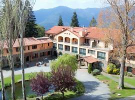 Hotel Sant Bernat, hotel em Montseny
