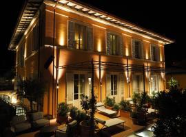 Paradis Pietrasanta, hotell i Pietrasanta