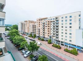MW Apartamenty - Nadmorskie Redłowo, hotel in Gdynia