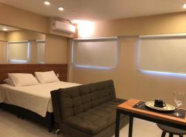 Edificio Time - Apto 1018, hotel with jacuzzis in Maceió