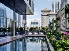 YOTEL Singapore Orchard Road (SG Clean, Staycation Approved), hotel in Singapore