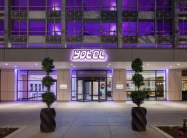 YOTEL Washington DC, hotel in Washington, D.C.