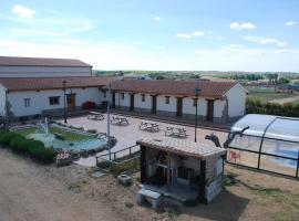 Hotel Rural Teso de la Encina, hotel en Villamor de los Escuderos
