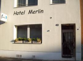 Hotel Merlin Garni, hotel near Lanxess Arena, Cologne