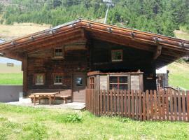Hüttenzeit almhütte sölden, villa in Sölden